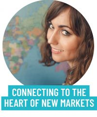 Services to connect to the heart of new international markets.