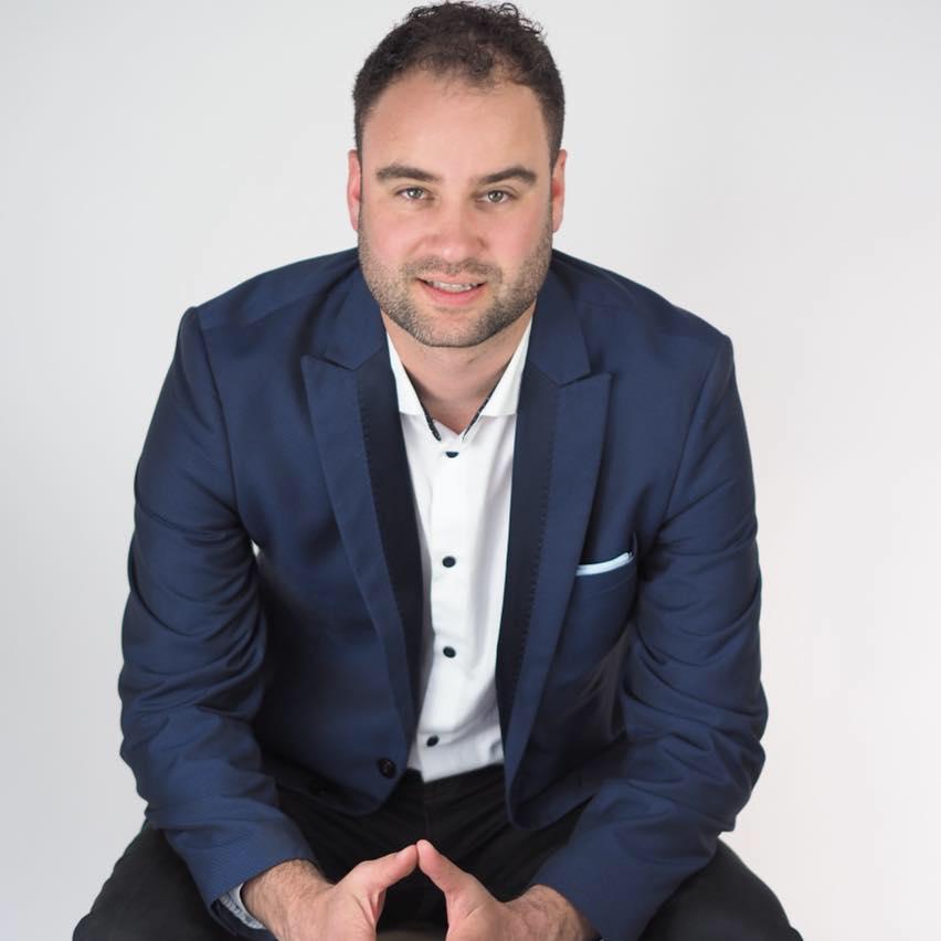 Eric Desroches, cofondateur Productions Quanta (Canada)